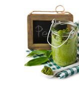 Pesto. — Stock Photo