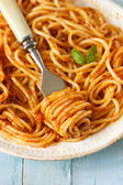 Spaghetti bolognese. — Stock Photo