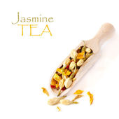 Jasmine tea. — Stock Photo