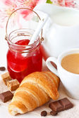 朝食. — ストック写真