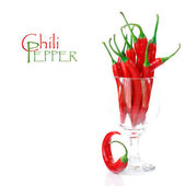 Chili. — Stock Photo