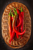 Chili peppers. — Stock Photo