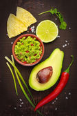 Guacamole. — Stock Photo