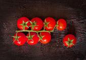 Cherry tomatoes. — Stock Photo