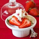 Dessert. — Stock Photo