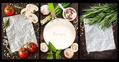 Legumes e especiarias. — Foto Stock