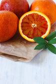 Sicilian orange. — Stock Photo