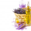 Lavender spa. — Stock Photo #27433901