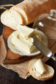 Bread and butter. — Stock Photo