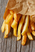 Fried potato. — Stock Photo