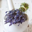Bunch of lavender. — Stock Photo #34208199