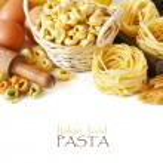 Pasta. — Stock Photo