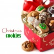 Christmas cookies. — Stock Photo #34686509