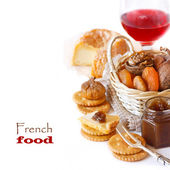 French food. — Stock Photo
