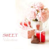 Süße Valentinstag. — Stockfoto