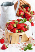Strawberries. — Stock Photo