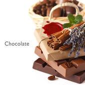Chocolate. — Stock Photo