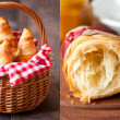 Croissants. — Stock Photo #41385887