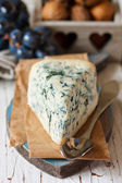 Blue cheese. — Stock Photo