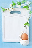 Easter menu. — Stock Photo