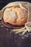 Fresh bread. — Stock Photo