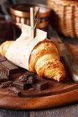 Croissant. — Foto de Stock