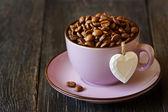Kawa. — Zdjęcie stockowe