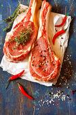 Fresh meat. — Stock Photo
