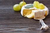 Camembert. — Stock Photo