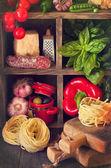 Food ingredients. — Stock Photo