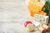 Cheese. — Stock Photo