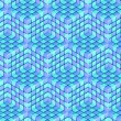 Seamless hexagon cube background texture — Stock Photo #12070772