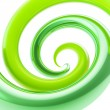 ������, ������: Twirled curve tube vortex as abstract background