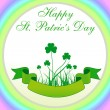 Abstract st patrics - Stock Vector
