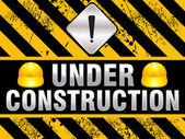 Construction abstraite fond — Vecteur