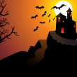 Abstract halloween wallpaper — Stock Vector #21175969