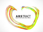 Abstract creative colorful heart concept — Stock Vector