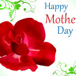 Abstract mother day background - Stock Photo