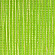 Green fabric background - Stock Photo