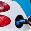 Stock Photo: Electric Car