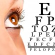 Royalty-Free Stock Photo: Eyesight