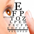 Contact Lens - Zdjcie stockowe