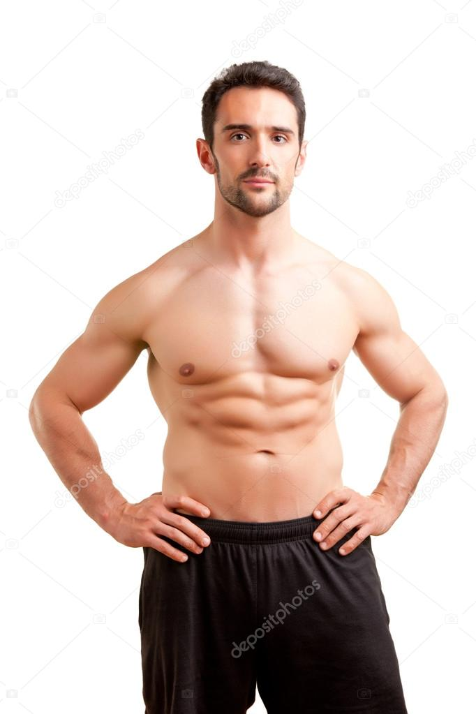 Как сделать красивую талию у мужчин