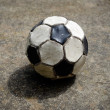 Old Soccer Ball — Stock Photo #45402521