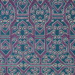 Stock Photo: Sarong fabric background