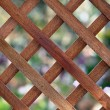 Fence surface natural wood background — Foto de Stock