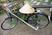 Vintage bicicletas usadas por los agricultores — Foto de Stock