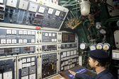 Submarine museum — Stockfoto