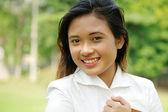 Asian Girl — Stock fotografie