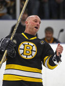 Boston Bruins Alumni Hockey Game Ken Linseman — Stock Photo